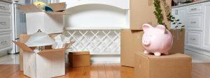 self storage per fare spazio in casa