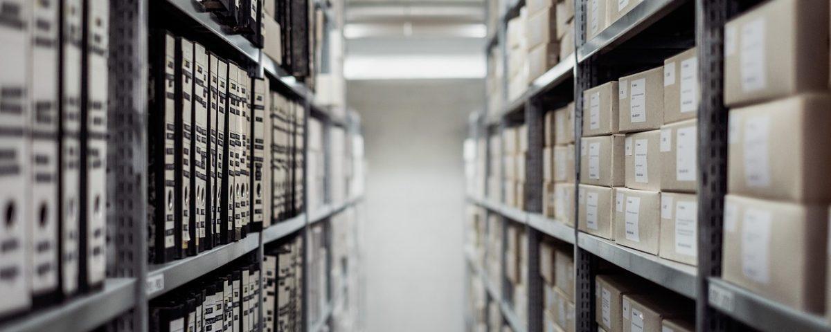 Boxup deposito documenti